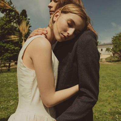 Abito da sposa vintage gonne al vento Roma  - abito uomo  Coup de théatre Roma